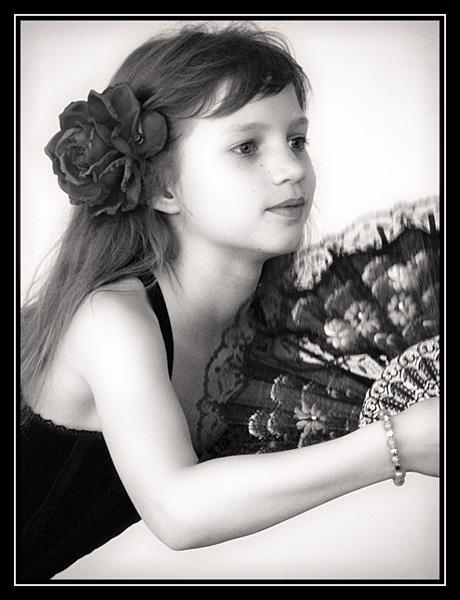 Юная леди